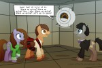 My Little Whooves: Time and Space is Magic!
