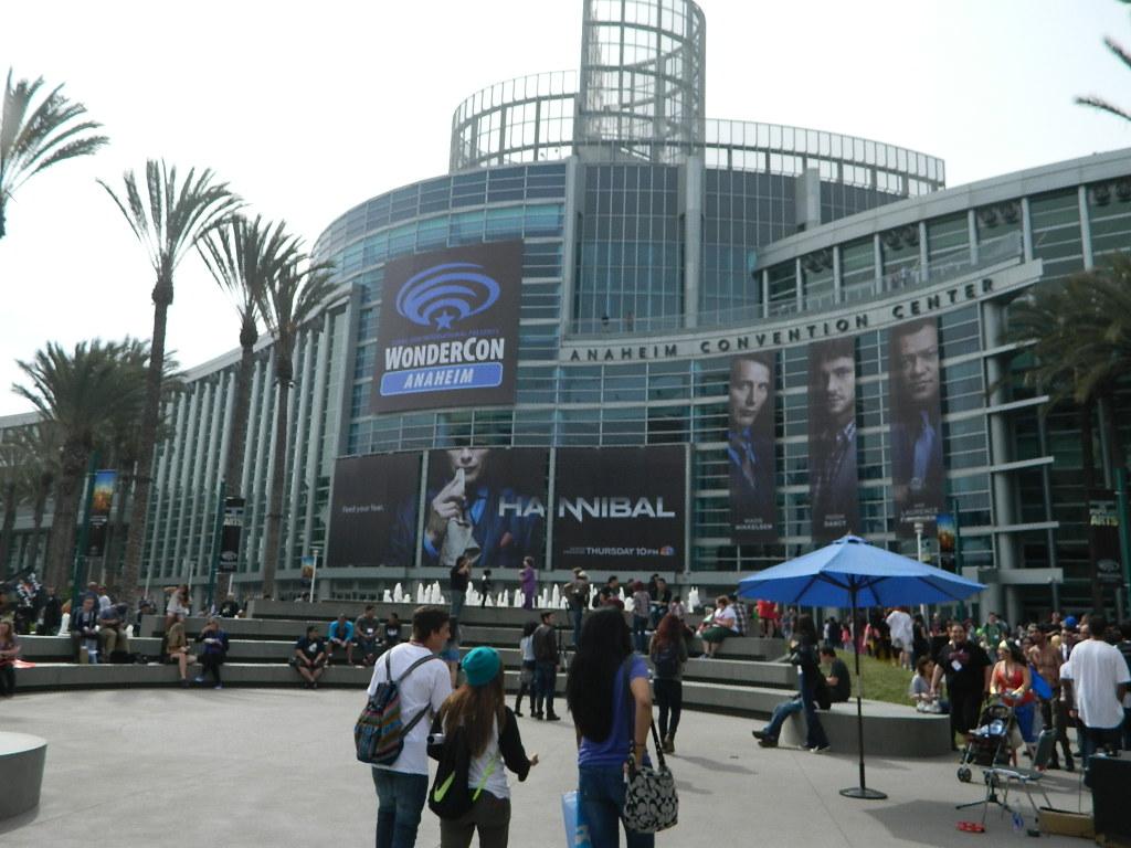 Wondercon Front View