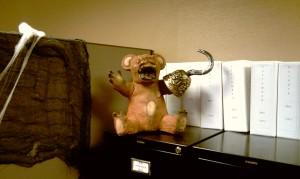 Evil Bear!