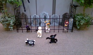 Sales and Marketing Graveyard-so cute!