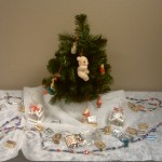 Our mini Christmas Treat Tree