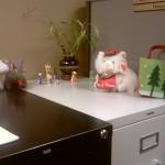 Christmas Postal Kitty