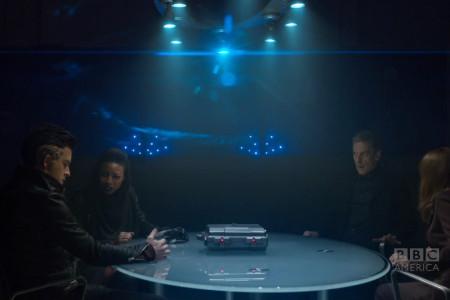 TARDIS Eleven