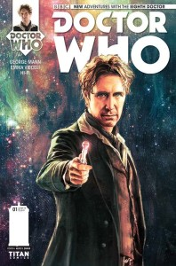 Doctor Who 8 1