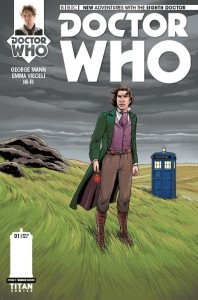 Doctor Who 8 1a