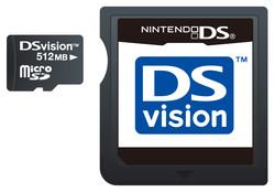 DSvision adaptor card