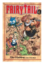 Fairy Tail Vol 1 from Del Rey