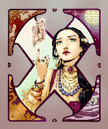 Madame Xanadu #1 Cover