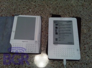 Kindle side by side comparison