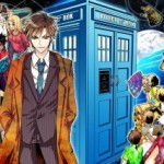 Manga Doctor Who