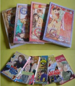 Christmas Manga
