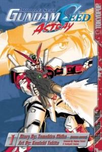 Gundam Seed Astray 1