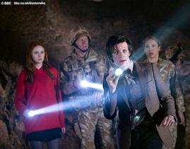 Doctor Who Time of Angels 2