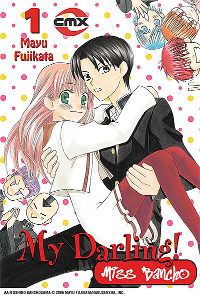Review: My Darling! Miss Bancho Volume 1