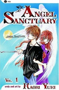 Manga Xanadu » Blog Archive » Angel Sanctuary Volumes 1-