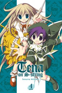 Tena On S-String Volume 4-5