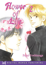Flower of Life Volume 1-4: Manga Movable Feast