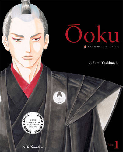 Ooku: The Inner Chamber Volumes 1-3: Manga Movable Feast