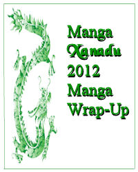 Manga Wrap-up