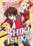 Manga Wrap Up Week Eleven: Shiki Tsukai Volume 1-4