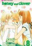 Honey and Clover Volume 8