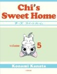 Chi's Sweet Home Volume 5-8