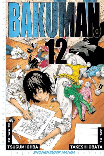 Bakuman Volume 12-13 – Manga Xanadu