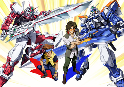 Gundam Build Fighters Try Episode  Gogoanime