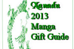 Manga Dome Podcast Episode 34: Manga Gift Guide 2013