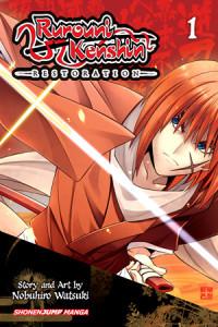Rurouni Kenshin Restoration 1