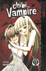 Chibi Vampire 13 Viz