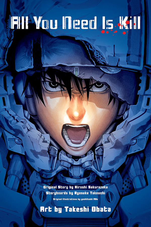 ... digital manga update to open the Fall 2014 reading season with a host of new titles and a special promotion celebrating the work of artist Takeshi Obata ... - AllYouNeedIsKill_Omni01_Catalog