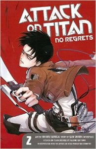 Attack on Titan no regrets 2