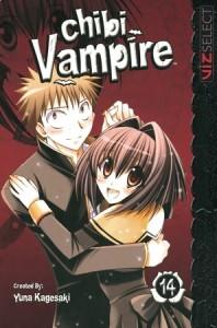Chibi Vampire 14 Select