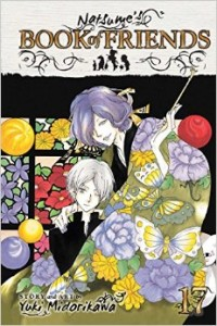 Natsume Book of Friends 17
