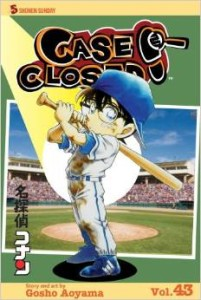 Case Closed 43