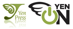 Yen Press-On Logo
