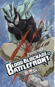 Blood Blockade Battlefront 7