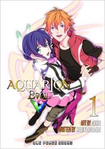 Aquarion Evol 1