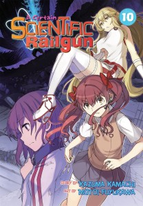 Certain Scientific Railgun 10
