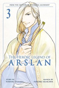 Heroic Legend of Arslan 3