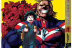 PR: My Hero Academia Punches Its Way into Print