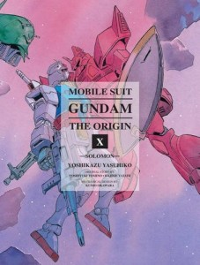 Mobile Suit Gundam 10