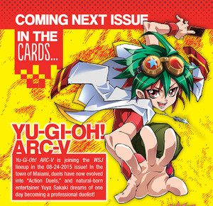 Viz Media Adds New Yu-Gi-Oh! Series to Weekly Shonen Jump