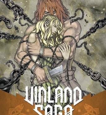 This Week's Manga: Vikings, Demons, and Sweepers, oh my!