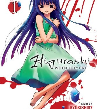 Higurashi When They Cry: Massacre Arc Volume 1-3