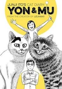 Junji Ito Cat Diary