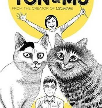 This Week's Manga: Creepy Cat Manga
