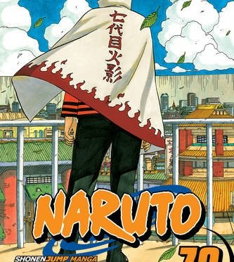 PR: Viz Media Sends Naruto Off with a Digital Bang