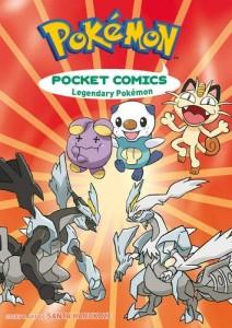 Pokemon Pocket Comics Legendary